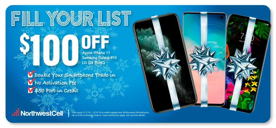 NW Cell Holiday Ad
